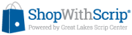 Shop with Scrip: Powered by Great Lakes Scrip Center